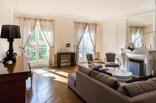 Chasseur d'appartement luxe paris